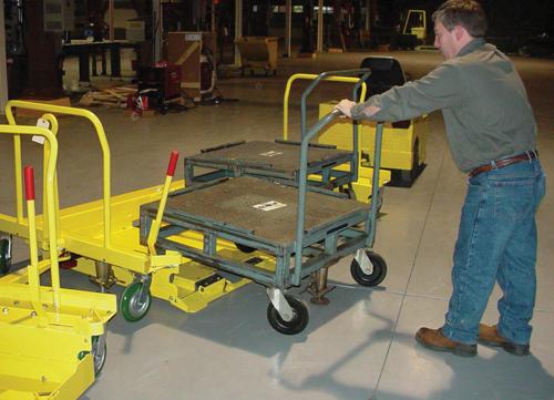 material handling in lean operations Individuals searching for materials handler: job description, duties and  job description, duties and requirements  hazardous materials handling.